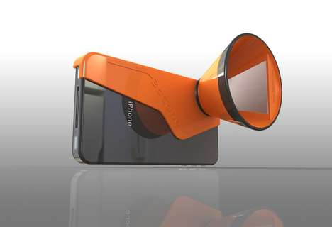 Stereoscopic iPhone Accessories