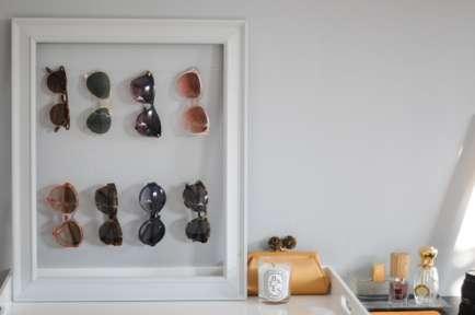 DIY Specs Hangers