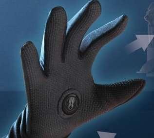 Magical Sci-Fi Gloves