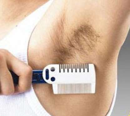 Hair-Thinning Combs