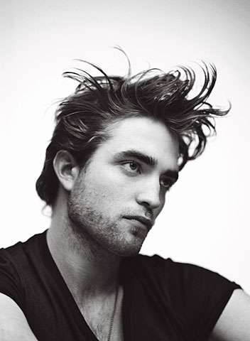 55 Suave Robert Pattinson Finds