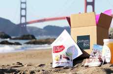 Location-Inspired Food Subscriptions - GothamBox Delivers Special Treats From NYC & San Francisco