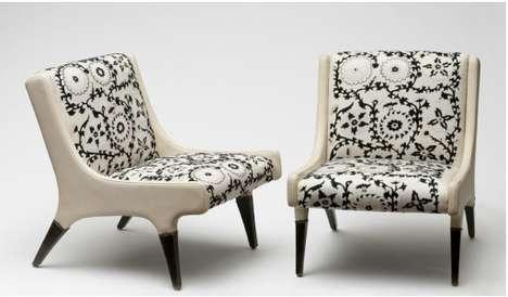 Re-Imagined Mid-Century Furniture