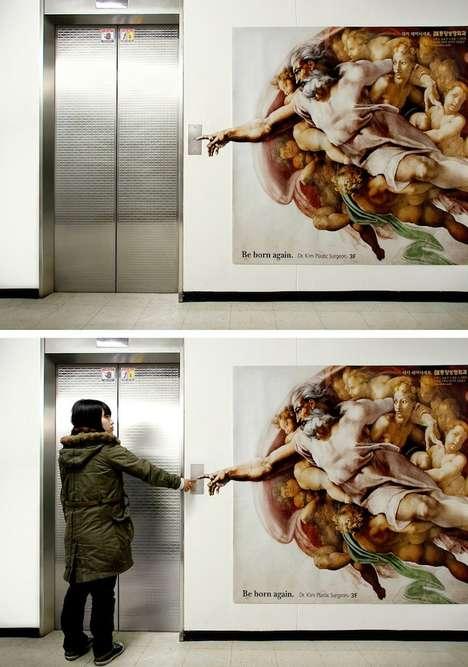 Comical Medical Murals