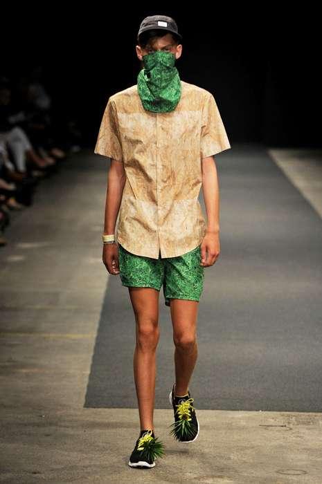 Dressed-Up Bandit Fashion