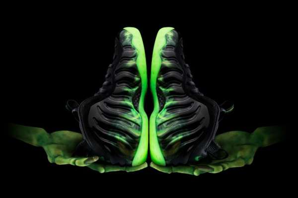 Air Foamposite One Northern LightsNovelship