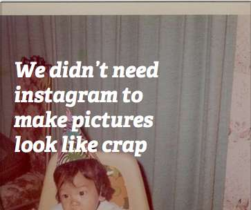 Nostalgic Pinterest-Imitation Sites