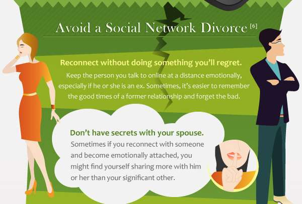 Online Infidelity Infographics : social cheating