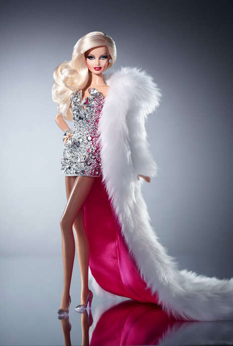 Drag Queen Barbies - The Blonds Blond Diamond Doll Makes Cross-Dressing Super Glamorous