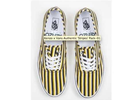 Ornamental Shoe Collaborations