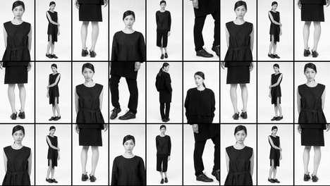 Noir Unisex Couture
