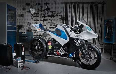 Electrifying Norse Motorcycles