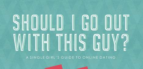Digital Dating Advice Infographics