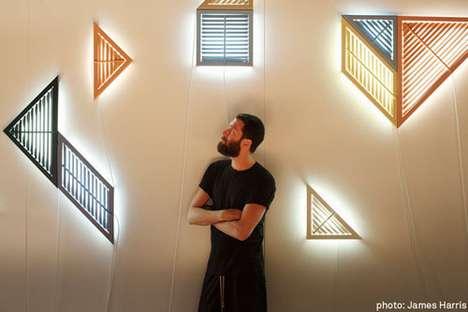 Geometric Shuttered Lighting