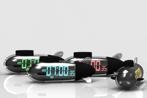 Submersible Morning Alerts