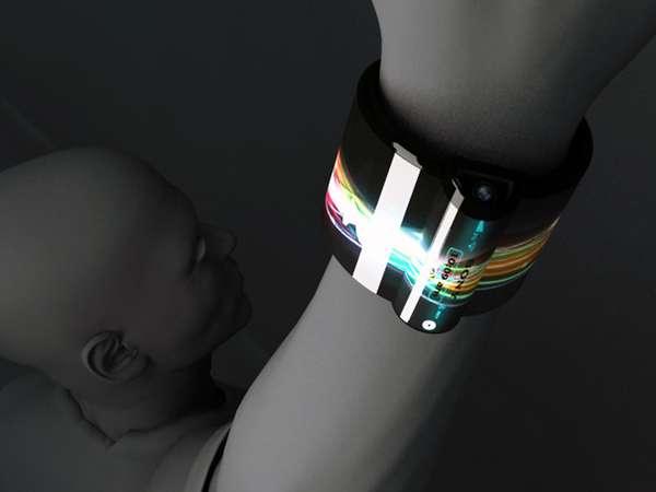 50 Futuristic Bracelets