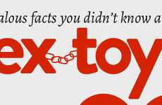Scandalous Intimacy Toy Stats - 50 Shades of Grey Popularity Inspires 'Facts About Sex Toys' Chart