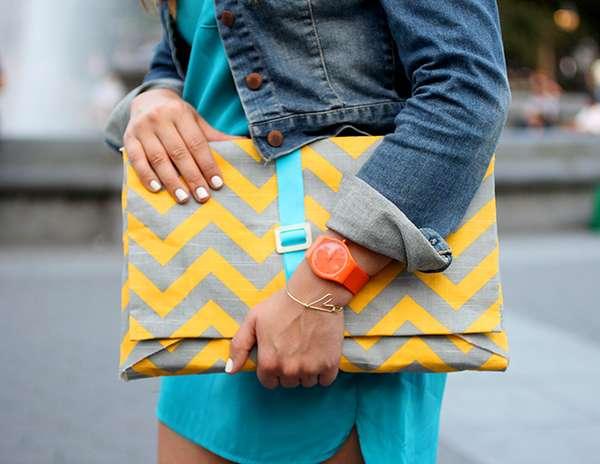 10 Chic DIY Bags