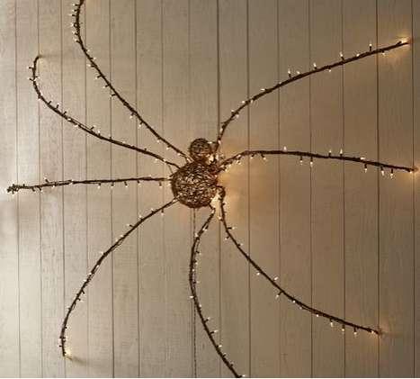 Creepy Crawly Home Decor