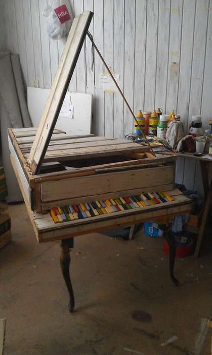 Everyday Object Musical Creations