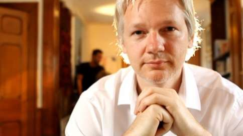 10 Julian Assange Inspirations