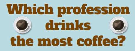 The Dunkin' Donuts Coffee Study Looks at Heavy Drinkers
