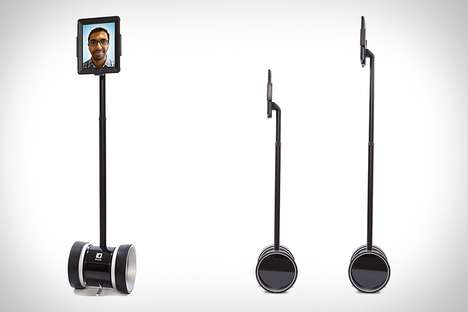 Motorized Tablet Stands