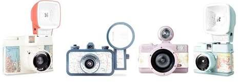 Globe-Trotting Cameras