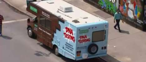 DNA Testing Vehicles