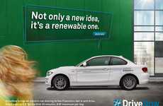 Parking Reservation Apps - BMW ParkNow Allows Users to Secure a Parking Spot in Advance