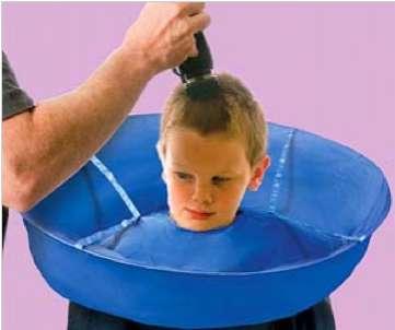 Mess-Prevention Hair Holders