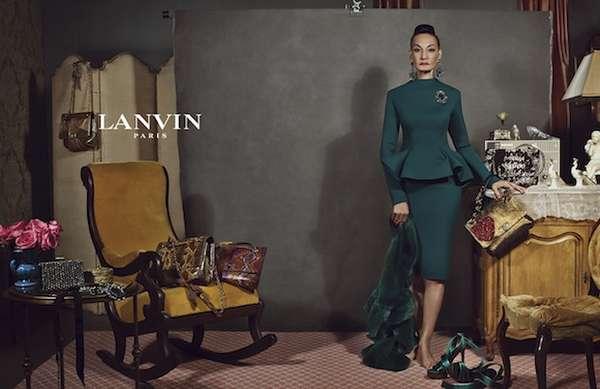 59 LANVIN Paris Features