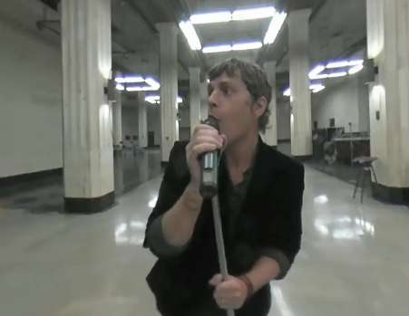 Interactive Music Videos - The Matchbox Twenty 'She's So Mean' Clip Can be Moved Around with a Mouse