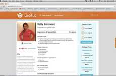 Virtual Fitness Instructors - The Wello Exercise Service is Ideal for Those with Busy Schedules