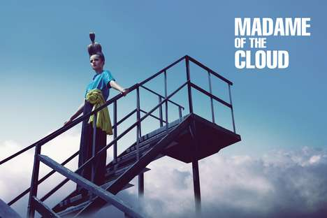 The Madame of the Cloud by Que Duong Boasts a Haute Haze