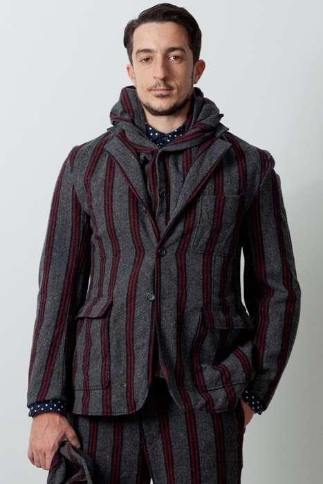 Lavishly Layered Winter Workwear