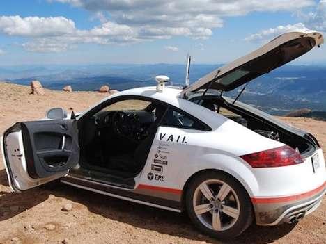 Race-Ready Autonomous Autos