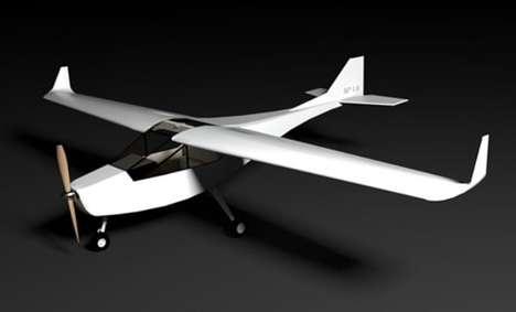 Printable Personal Airplanes
