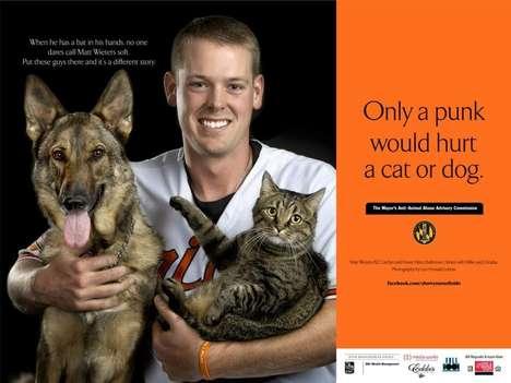 Pet-Protecting Men