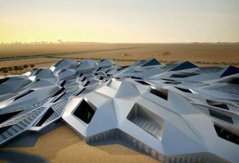 From Futuristic Looped Libraries to Ironic Eco-Architecture