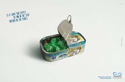 Canned Garbage Ads