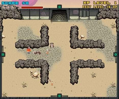 16-Bit Game Sequels