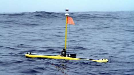 Shark-Tracking Droids - The Surfing Robot Finds Great Whites off California
