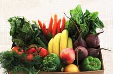 Sustainable Food Subscriptions - Door to Door Organics Delivers Fresh Natural Groceries to Your Door