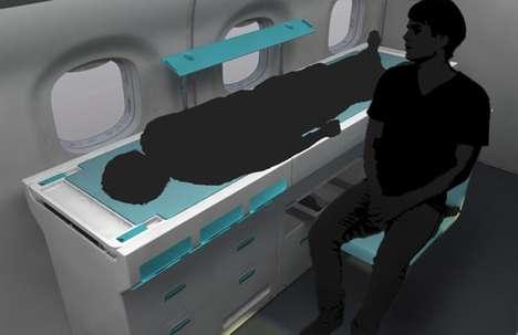 Transforming Airplane Infirmaries