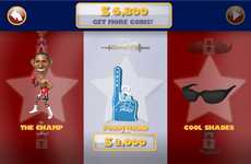 Presidential Smartphone Games - The Barack Obama & Mitt Romney VOTE!!! App Puts the Two Head-to-Head