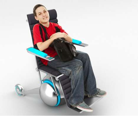 Multifunctional Wheelchairs