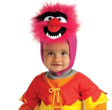 Child Muppet Garments