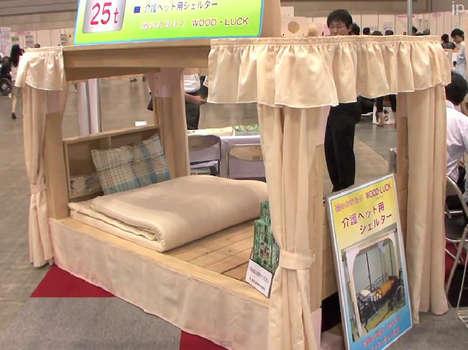 Earthquake-Proof Beds