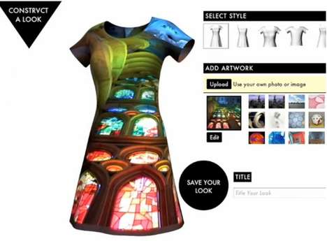Custom Digitally Printed Fashion - CONSTRVCT Enables You to Put High-Quality Images On Garments